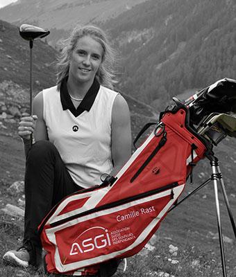 Camille Rast portrait sponsor ASGI
