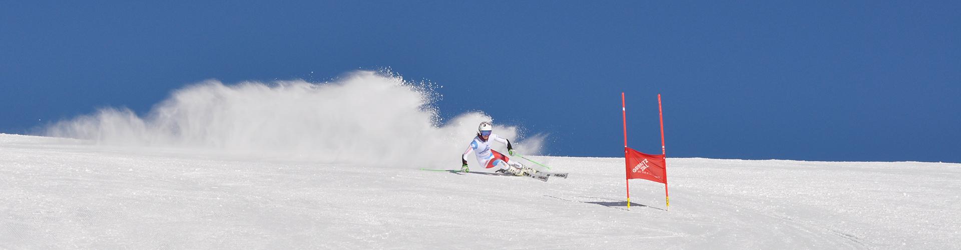 Camille Rast ski alpin géant Zinal